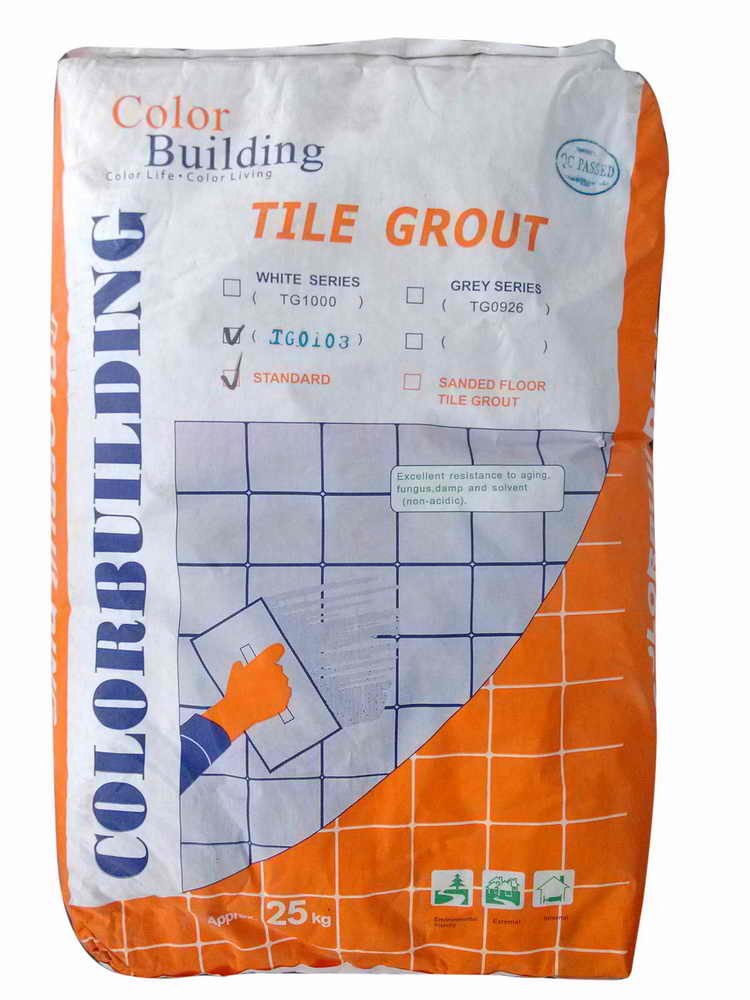 Super Quality Tile Adhesive And Grout